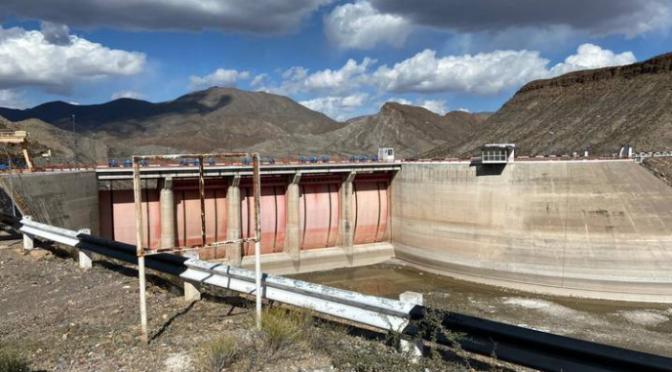 Chihuahua: Protestan en Ojinaga por plan para enviar agua a Estados Unidos (Proceso)