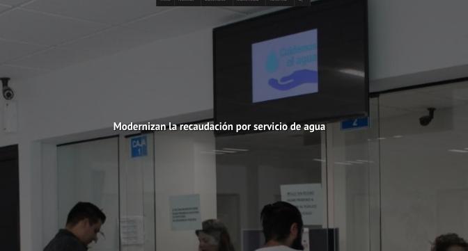 Zacatecas: Modernizan la recaudación por servicio de agua (NTR)
