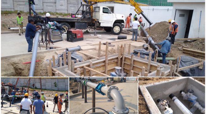 Agua de Puebla pone en marcha el Pozo Gaza, en beneficio de 15 mil 500 habitantes de la ciudad (Puebla Noticias)