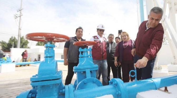Edomex: Aplica CAEM nuevo recorte de agua a Ecatepec: Fernando Vilchis (El Sol de Toluca)