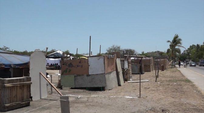 Sinaloa: 'Precaristas se roban la luz, el agua y hasta los calzones del tendedero' (Línea Directa)