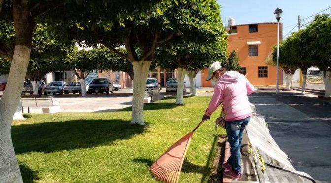 Guanajuato: Se duplica demanda de agua para riego en áreas verdes (El Sol de Salamanca)