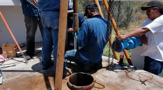 Sinaloa: Refuerzan abastecimiento de agua potable en Cerro Agudo, Mocorito (Línea Directa)