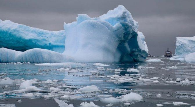 Antártica: El hielo antártico se perdía 10 veces más rápido en la última deglaciación (Ecoticias)