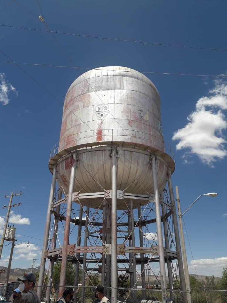 Zacatecas: Llega agua a más de 3 mil familias (NTR)