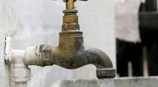Garantizan abasto de agua en Edomex durante contingencia sanitaria (El Sol de Toluca)