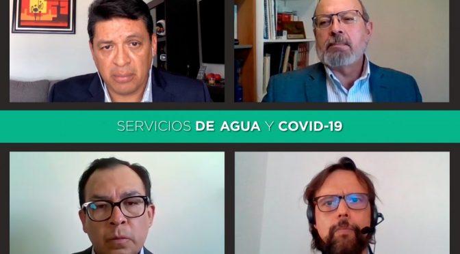Puebla: Catedráticos UDLAP y expertos discuten si los sistemas de agua son conductores del COVID-19 (24 Horas)