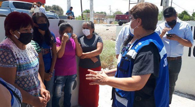 Coahuila: No hay agua en San Pedro porque se la están robando: alcaldesa (Milenio)