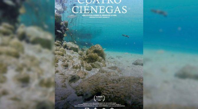 Exhiben en línea 'Cuatro Ciénegas, una película sobre el origen de la vida' (La Jornada)