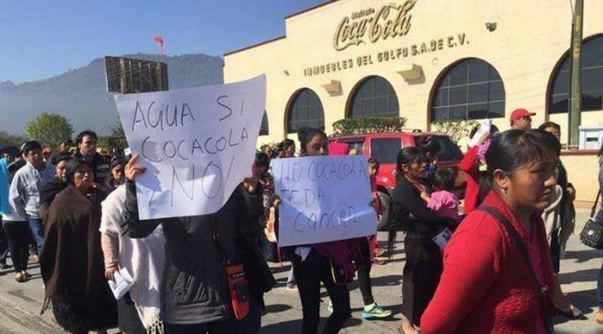 Chiapas: Piden revocar permiso de agua a Femsa (La Jornada)