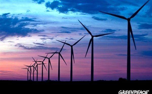 Conceden a Greenpeace suspensión en materia de energía renovable (La Jornada)