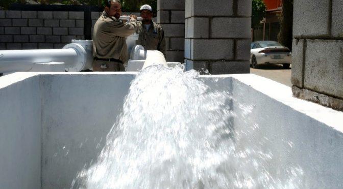 Coahuila: Inauguran pozo de agua en Ex Hacienda Los Ángeles de Torreón (Milenio)