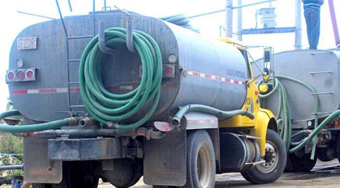 """Baja California: Colonos de """"El Caribe INVI"""" con más de un mes sin agua potable (Tribuna de Los Cabos)"""