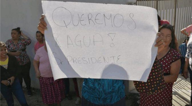 Veracruz: San Andrés Tlalnelhuayocan, habitantes piden con urgencia agua (La Silla Rota Veracruz)