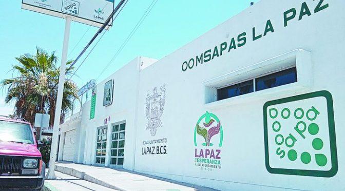 Baja California: No se han aplicado aumentos a tarifas del agua potable durante pandemia: Oomsapas La Paz (Tribuna de Los Cabos)