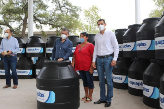Coahuila: Garantiza MARS suministro de agua potable en municipios (La Prensa de Monclova)