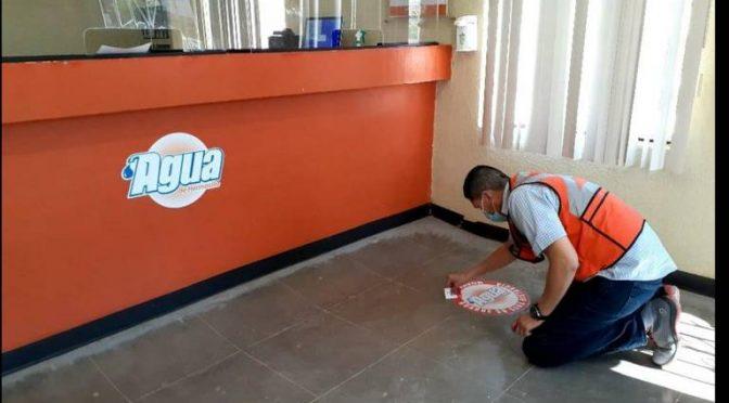 Sonora: Verifican medidas de prevención de contagios en Aguah (El Sol de Hermosillo)