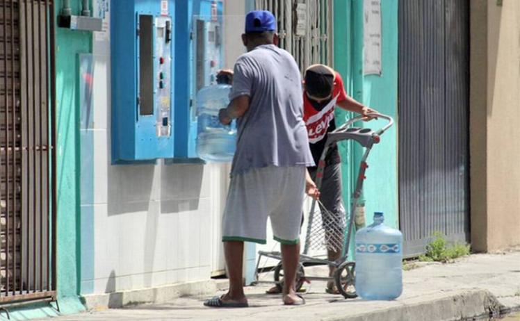 Tabasco: Continúa el desabasto de agua (El Hernaldo de Tabasco)