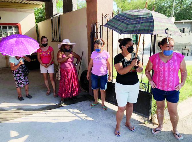 Coahuila: En 'La Elsa' tienen veinte días sin agua (La Voz)