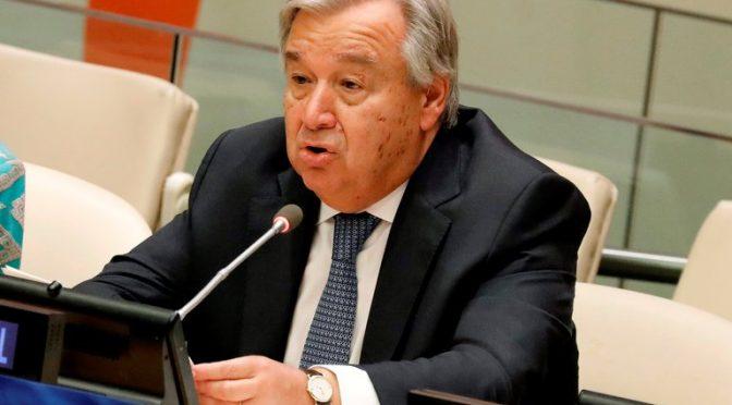 EEUU: La ONU renueva su llamamiento para garantizar el acceso al agua y al saneamiento (Infobae)
