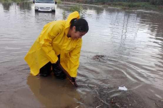 Lluvias causan estragos en Aguascalientes y Morelos (La Jornada)