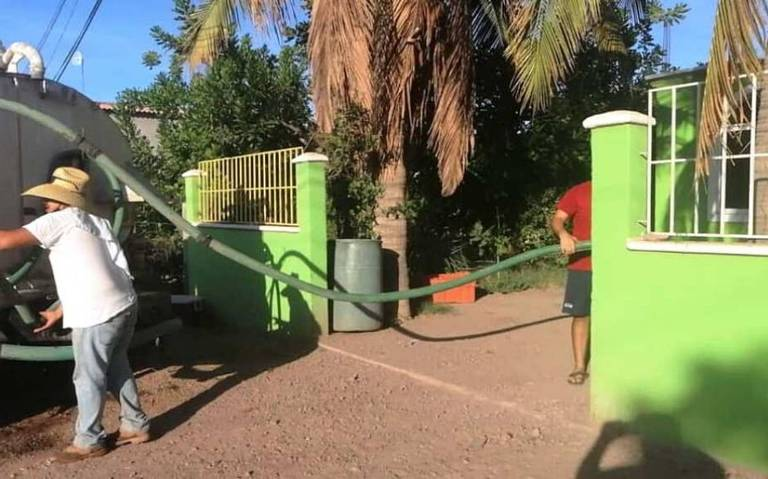 Baja California Sur: Se prolonga desabasto de agua en Loreto (El Sudcaliforniano)