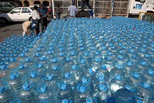 Desarrollan un material capaz de eliminar todos los contaminantes del agua con la ayuda del sol (Energías Renovables)