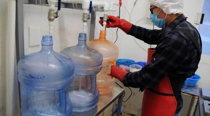 CDMX: En CDMX detectan en garrafones de agua bacterias y residuos fecales. (ContraRéplica)