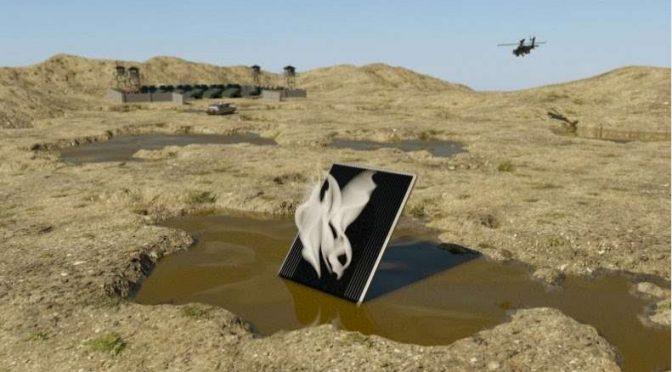 EUA: Crean dispositivo que solo utiliza luz solar para producir agua potable. (MSN noticias)