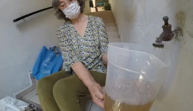 Jalisco: Padecen por agua turbia en la colonia Analco. (Informador)