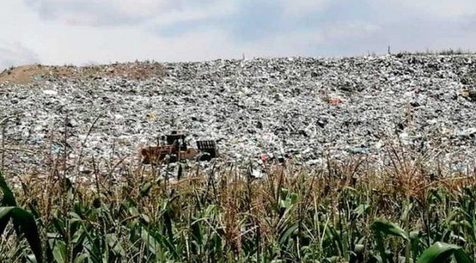 Puebla: Relleno sanitario de Cholula contamina agua de Calpan, denuncia edil. (El Popular)