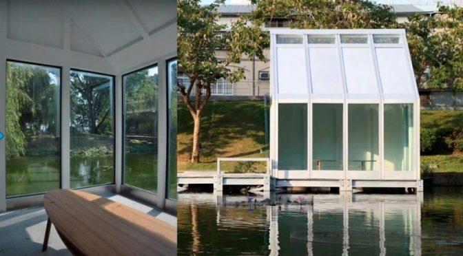 Reino Unido: Estas ventanas rellenas de agua ahorran hasta un 70% de calefacción y aire acondicionado. (Investigación y Desarrollo)