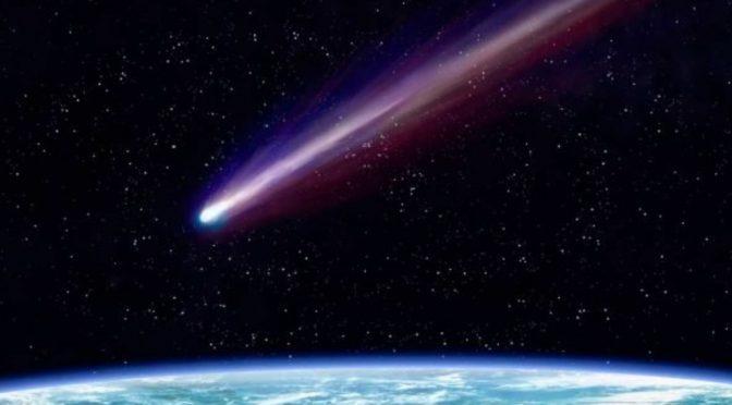 Japón: ¿Cometas helados y meteoritos trajeron el agua a la Tierra? Científicos apuntan otra posibilidad. (Aristegui Noticias)