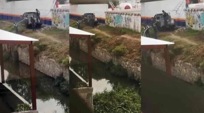 Hidalgo: Acusan a planta de gas de presuntamente contaminar agua en Santa Julia. (La Silla Rota Hidalgo)