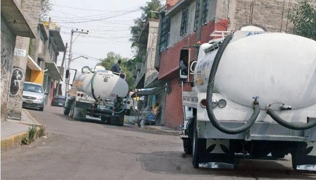 CDMX: Presenta plan para garantizar suministro de agua en la zona oriente. ( El universal)
