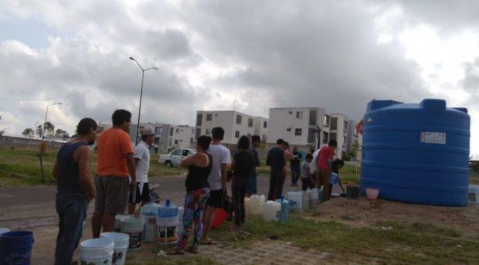 Prometen restablecer para mañana el servicio de agua en Valle de Los Molinos (UdgTV)