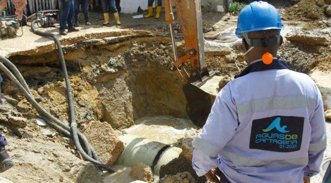 ¡Ojo! Mañana estos barrios no tendrán agua por 10 horas (El Universal)
