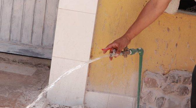 San Luis Potosí: Agua sucia en la Infonavit-Morales (El Sol de San Luis)