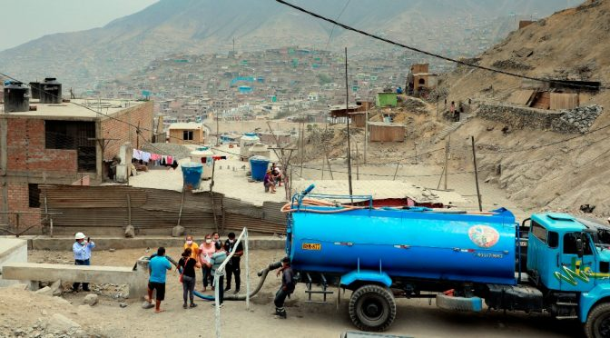 Un concurso busca financiar iniciativas que doten de agua potable a los países de América Latina (Sin Embargo)
