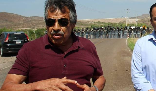 Acusa el acalde José Ramírez Licón a Conagua de romper acuerdos (El heraldo de Chihuahua)