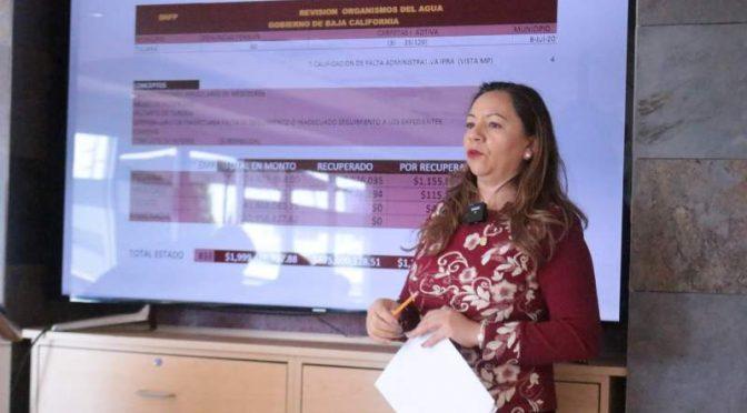 Baja California: Suman 2 mmdp afectaciones por abuso de agua (El Vigía)