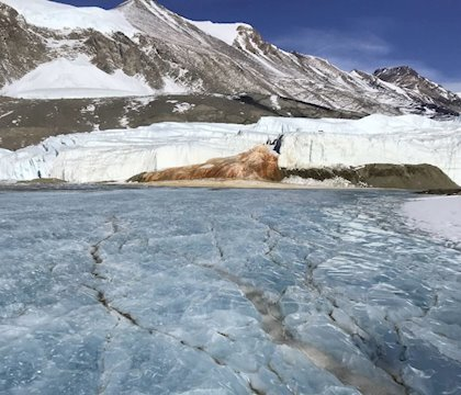 Un antiguo deshielo antártico predice que el mar subirá 3 o 4 metros (Notimérica)