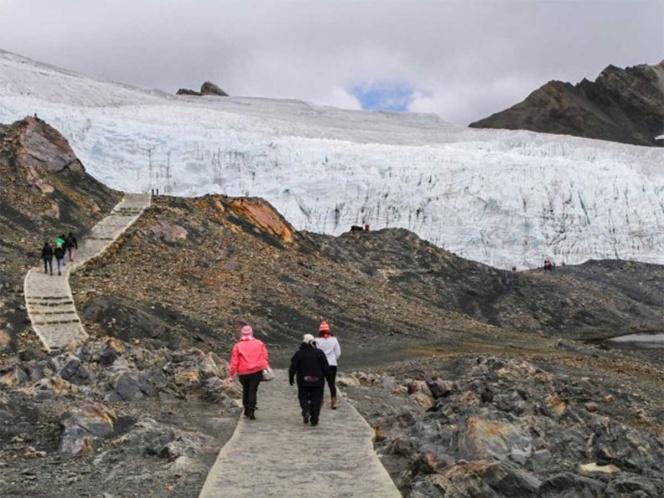 Perú: Glaciares se reducen 51% en los últimos 50 años por cambio climático (Milenio)