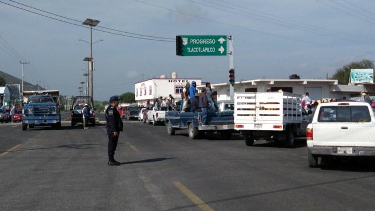 Campesinos de cinco poblados en Hidalgo exigen apoyo de Conagua (La Jornada)