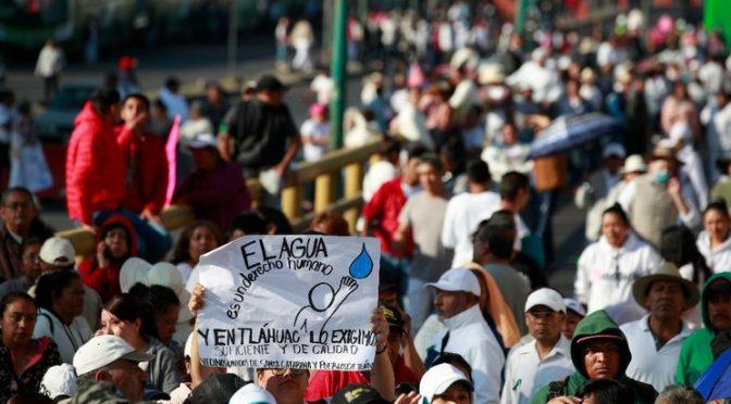 Falso que haya campaña para renovación masiva de concesiones: Conagua (La Jornada)