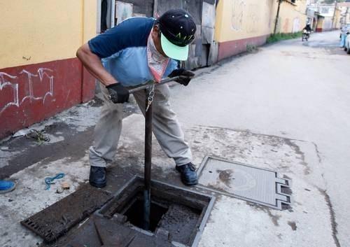 Habrá mañana falta de agua en estos fraccionamientos (La Jornada)