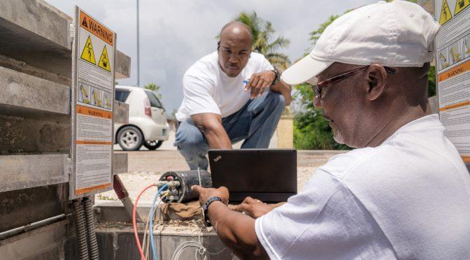 El BID elogia el proyecto de gestión eficiente de agua de Miya Bahamas (iagua)