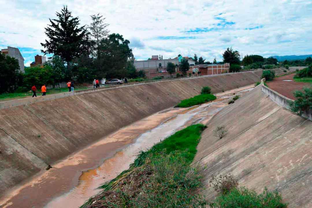 Hidalgo: Iniciará CAAMT limpieza de cuerpos de agua (El Independiente de Hidalgo)