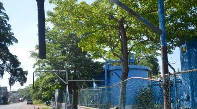 Mejorarán el servicio de agua potable en Noria de Santa Rosa (El Heraldo de Tabasco)