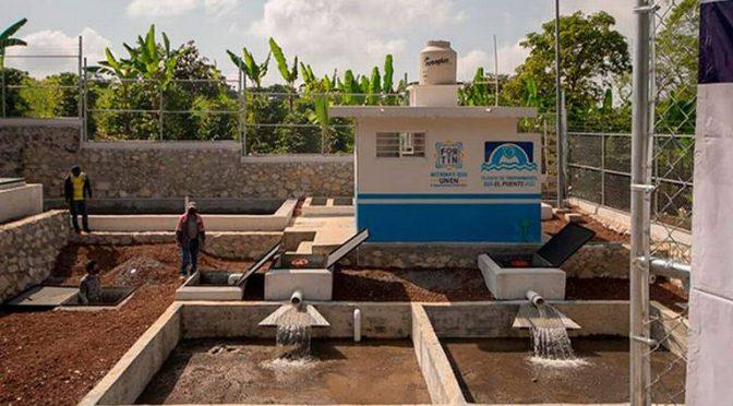 Veracruz: Tiene Fortín su Planta de Tratamiento de Aguas Residuales (El Sol de Orizaba)